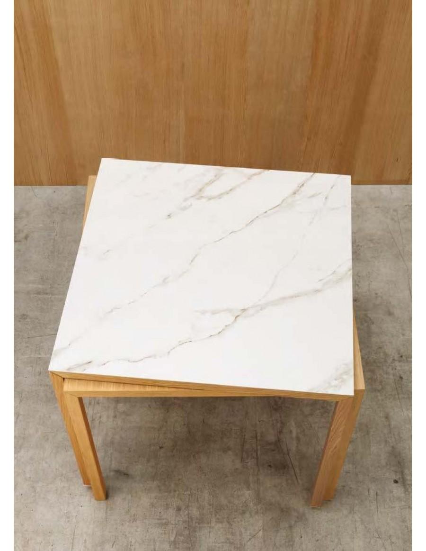 X-Light miza - kamnita površina