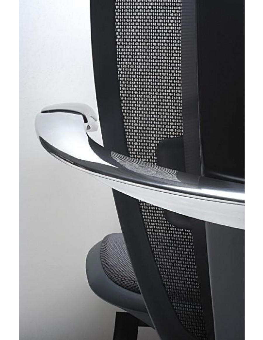 Xten executive chair, detail