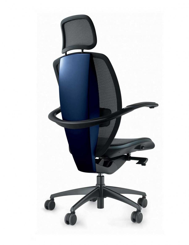 Xten vodstveni stol, barvan aluminij