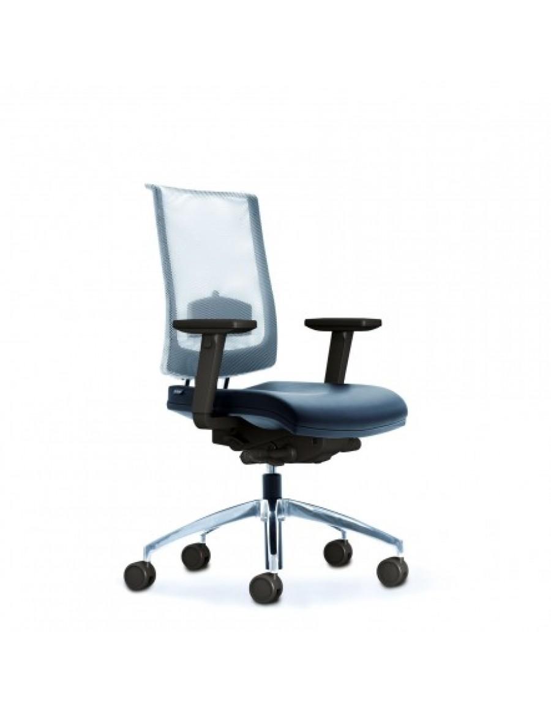 Zero 7 operativni stol z mrežastim naslonom, AresLine